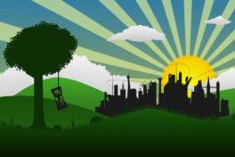 Grünes Crowdinvesting: Ein Trend mit einer Menge Zukunftspotenzial