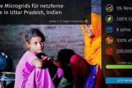 """Internationaler """"Solar for All"""" Wettbewerb prämiert zwei Solar-Unternehmen aus Indien"""