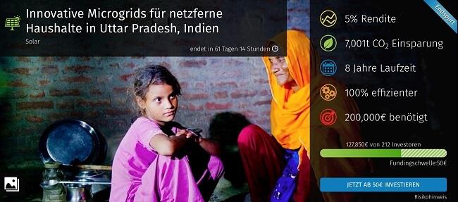 """You are currently viewing Internationaler """"Solar for All"""" Wettbewerb prämiert zwei Solar-Unternehmen aus Indien"""
