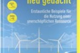 Buchtipp: Windkraft neu gedacht
