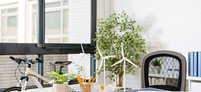 Lösungsanbieter für eine grüne nachhaltige Energieversorgung