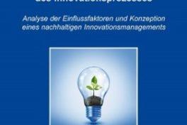 Buchtipp: Nachhaltigkeit als Treiber des Innovationsprozesses