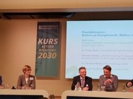 Europas Innovationsökosystem für nachhaltige Energie
