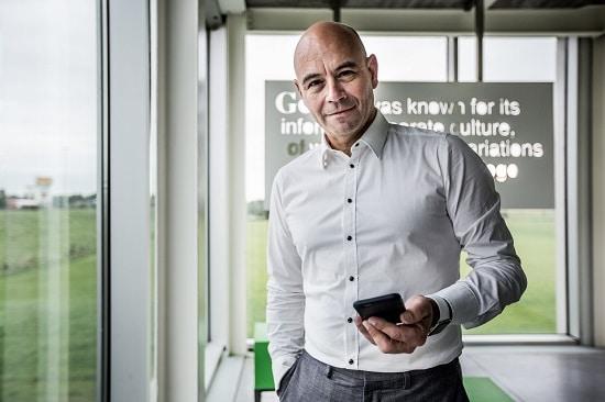 Interview mit Stefan Grosjean, CEO und Mitgründer von Smappee