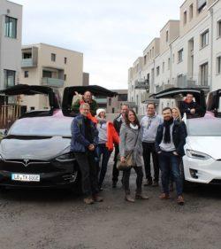 Integrierte Energiewende live erlebt bei der Smart Grids BW – Bloggertour 2018