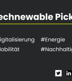 Technewable Picks KW 51 – frisch gepickt!
