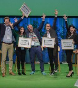 Beim Ecosummit trifft sich das Who is Who der grünen Gründer-Community