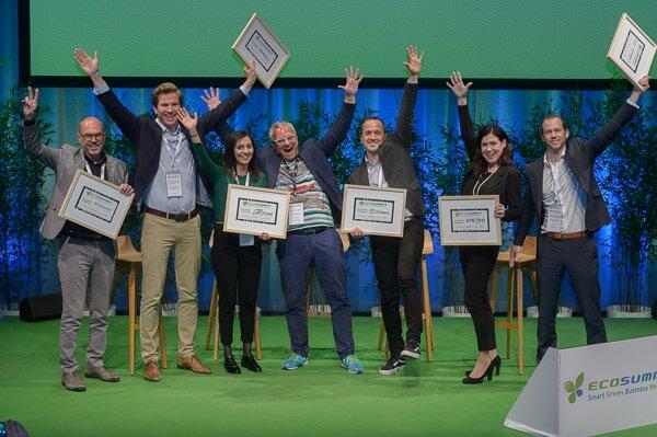 You are currently viewing Beim Ecosummit trifft sich das Who is Who der grünen Gründer-Community