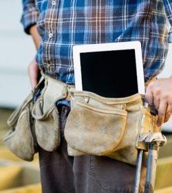 Digitalisierung des Handwerks