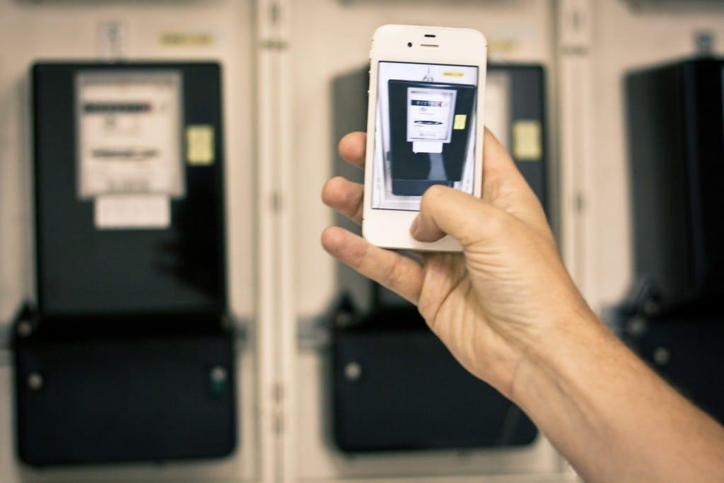 You are currently viewing pixometer App erfasst Zählerstände digital