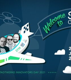 Der Event-Tipp! // #SID2021 – Stadtwerke Innovators Day 2021 – Remote Edition