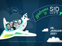 Der Event-Tipp! // #SID2021 – Stadtwerke Innovators Day 2021 – Remote Edition