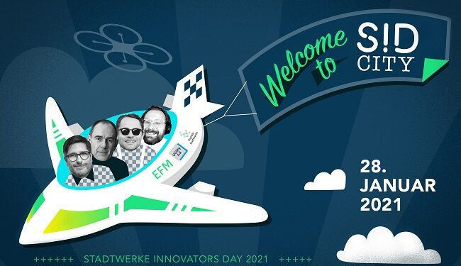 SID2021 Stadtwerke Innovators Day