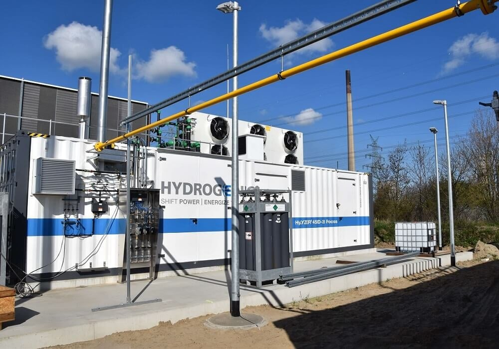 You are currently viewing Power-to-Gas als Schlüsseltechnologie für eine grüne Wasserstoffwirtschaft und ganzheitliche Energiewende – ANZEIGE