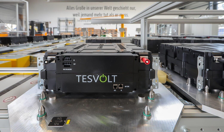 """You are currently viewing TESVOLT erobert mit innovativen Batteriespeicher Lösungen """"Made in Germany"""" den globalen Energiespeichermarkt – ANZEIGE"""