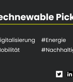 Technewable Picks KW 18 – frisch gepickt!
