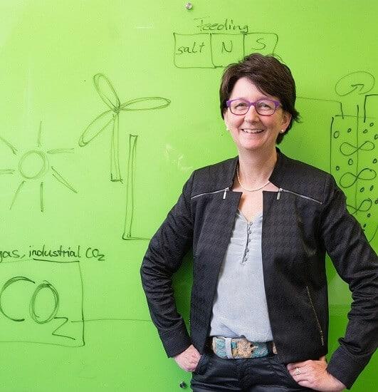 Dr. Doris Hafenbradl CTO Electrochaea cElectrochaea GmbH 550 tyni cut