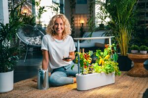 Urban Farming, urgrow liefert Basecamp mit Hydroponik-Technologie
